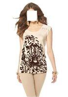 Shirt, Laura Scott, Gr.36, 95% Viskose, 5% Elasthan, neu