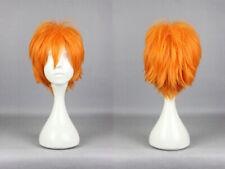 Ladieshair Cosplay Wig Perücke orange 30cm Haikyuu!! Shoyo Hinata GTC
