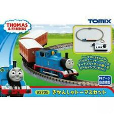 [Model Train] Tomix (N Gauge) 93705 Thomas the Tank Engine Set New from JAPAN