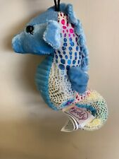 Scentsy Buddy Clip ~ Saltie the Seahorse ~ Scented Candy Crave New