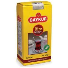 Turkish Black Tea Çaykur Rize Turist Tea First Quality Tea 500gr