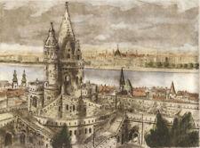 Künstlerische Grafiken & Drucke aus Ungarn als Original der Zeit