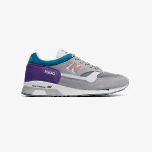 "New Balance M1500GPT Made in England ""City Sunrise"" pack Grey/Purple Shoes n1"