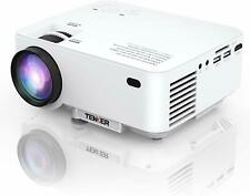 Full HD 1080p TFT LCD Projector Home Theater Multimedia For PC/Laptop/DVD/Game