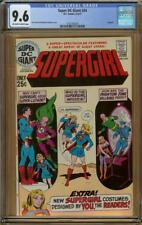 Super DC Giant #24 CGC 9.6 Supergirl   #1161782010