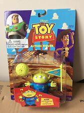 Raro Original Disney Toy Story Alien Figura De Acción Sellados