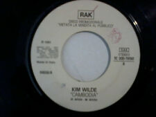 Kim Wilde / Thomas Dolby – Cambodia / Europa And The Pirate Twins - 7-7045