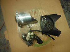 genuine sachs madass 50 engine, carb, inlet manifold