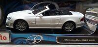 Maisto Mercedes-Benz SL 63 AMG Convertible Special Edition
