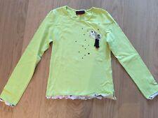 Pull/ T-shirt CATIMINI vert anis taille 10 ans très bon état