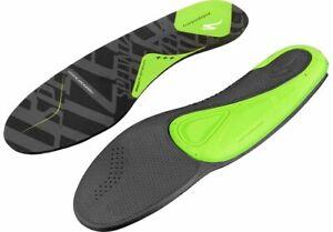 Specialized Body Geometry SL Footbeds Green +++ Size 44-45
