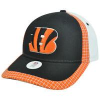 NFL Cincinnati Bengals Gridiron Adjustable  Curved Bill Constructed Hat