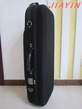 """High quality black composite fiber viola case 15 """"-16.5"""""""