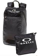 OAKLEY PACKABLE BACKPACK, BLACK