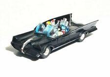 Vintage 1966 Batmobile Toy Car Mcgregor Polistil #51 Made in Mexico 1970