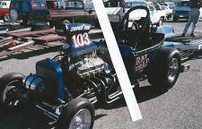 "1970s Drag Racing-Ford Bucket T Roadster-""RAT TRAP""-Super Pro"