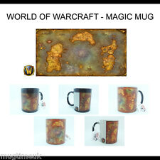 World of Warcraft Color Changing Magic heat sensitive Coffee Mug Video Game