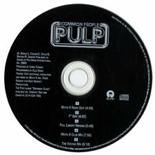 "Pulp Common People CD single (CD5 / 5"") USA promo PRCD7163-2 ISLAND 1995"