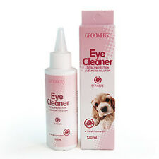 Pet Dog GROOMERS Eye Cleaner Total Protection Cleansing Solution 120ml For Dog