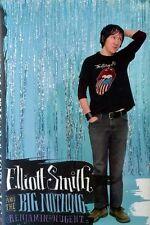 ELLIOT SMITH AND THE BIG NOTHING - 2004 HARDBACK WITH DUST JACKET - 1P