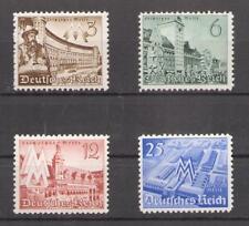 1940 Deutsches Reich Mi. 739-742 postfrisch ** komplett