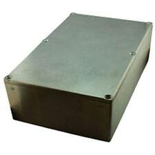 Pressofusione di ALLUMINIO progetto BOX 111x60x30mm