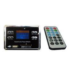 Remote LCD USB-SD Mp3 Player Module -A