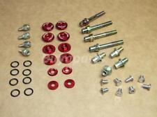 Red ALUMINUM Engine VALVE COVER WASHER BOLT KIT Honda Civic Integra B-SERIES
