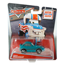 Disney Pixar Cars Mater The Greater Bucky Brakedust