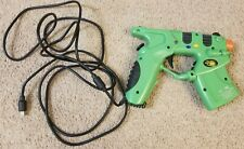 Genuine Madcatz Blaster Light Gun for Original Xbox Gun Only (Green) untested
