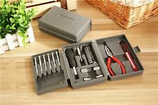 24PCS multifunction home hardware tool box Tool Kit