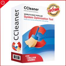 CCleaner Pro 2020 l Last Version l Fast Delivery