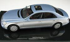 AutoArt - MAYBACH 57 - silber-hellblau metallic - Neu in Box - 1:43 - B66961955