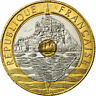 [#459527] Coin, France, Mont Saint Michel, 20 Francs, 1992, Paris, AU(55-58), KM
