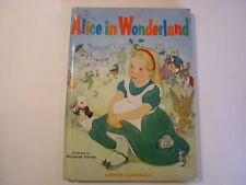 Alice in Wonderland, Marjorie Torrey, Lewis Carroll, Random House, 1955