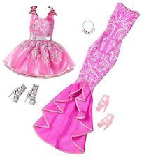 Barbie DOLL CLOTHES Night Fashion-GLAM Festa Abiti-bcn74-NUOVO