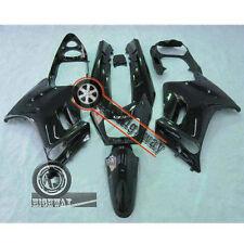 Black Fairing Bodywork Kit For Kawasaki ZZR250 ZZR 250 1990-2005 91 01 02 03 04