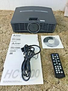 Mitsubishi HC1500 DLP/HDMI Projector