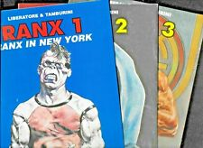 Ranx Lot #1 2 3 Liberatore & Tamburini 1996 Heavy Metal SC 44pp ea FN+ Ranxerox