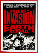 DALEKS INVASION EARTH 2150 - Card #19 - Title Card - Unstoppable Cards 2014
