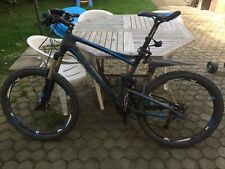 Mountainbike Carbon Fully Cube HPC Stereo Bike