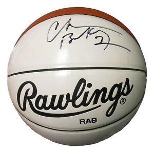 Charles Barkley Signed Autographed Basketball 76ers PSA/DNA AJ56263