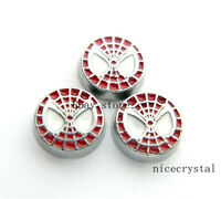 10pcs Round Floating charms For Glass Living Locket Free shipping FC719