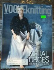 Christmas! Rare Knitting Magazine: Vogue Knitting (Holiday 2004)