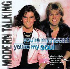 MODERN TALKING : YOU'RE MY HEART, YOU'RE MY SOUL / CD (BMG ARIOLA MILLER 1999)