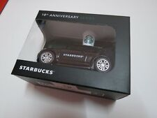 2017 Starbucks Malaysia 18 Anniversary Miniature Car(Black)