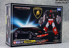 New Transformers Masterpiece MP-12G SIDESWIPE Lambor G2 Black KO Version MP12g