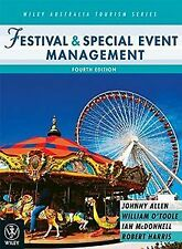 Festival and Special Event Management (Wiley Australia T... | Buch | Zustand gut