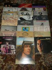 LOT 25+ ASSORTED VINYL RECORD ALBUMS ROCK,ZEPPELIN,VAN MORRISON,PINK FLOYD,+++