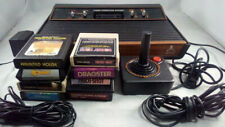 Atari 2600 Console Bundle with 8 Games | FREE SHIPPING